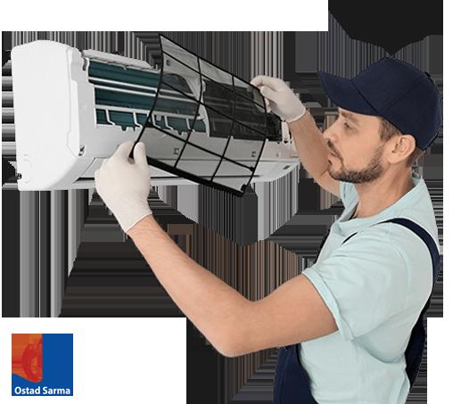 تعمیر و سرویس کولر گازی سامسونگ